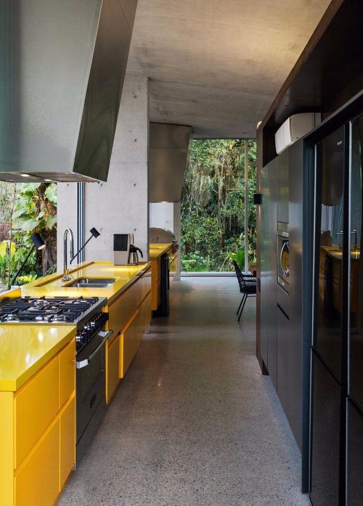 Itamabuca House by Arquitetura Gui Mattos   HomeAdore