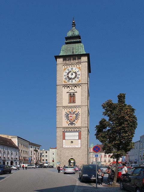 Enns Turm, Austria
