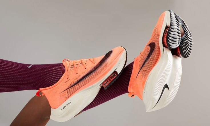 Chaussure de course Nike Air Zoom Alphafly NEXT% pour Homme. Nike ...