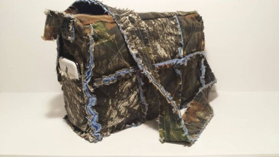 Check out this item in my Etsy shop https://www.etsy.com/listing/262463631/mossy-oak-camo-bag-blue-camo-bag-camo