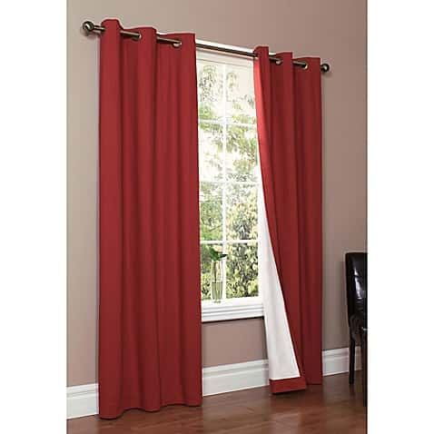 15 Impressive Burgundy Curtains For Living Room To Buy Part 37
