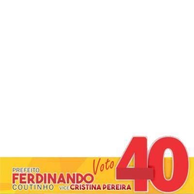 Ferdinando Grandão - Campanha de Apoio | Twibbon
