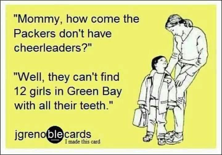 I worked with the Cowboys for a long time, so this is funny!