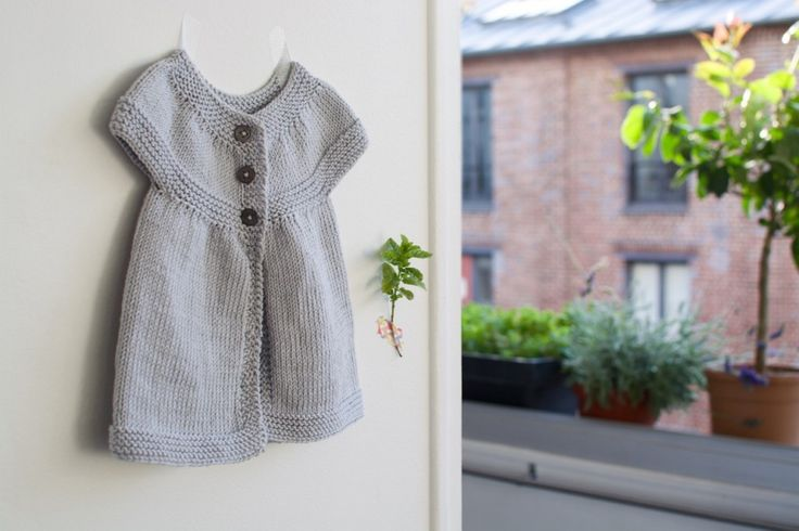 Petites broutilles robe tricot - 2