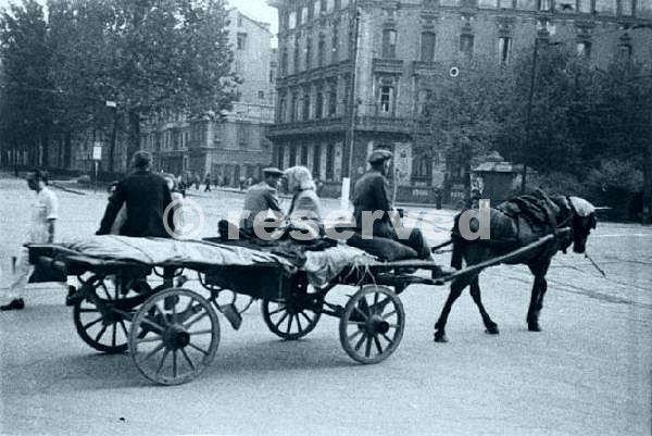 Milano La città dopo il bombardamento del 12 agosto 1943_ww2