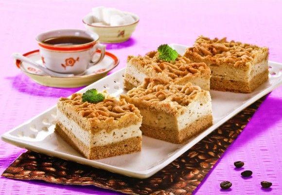 Prăjitură cu brânză şi cafea   Click! Pofta Buna!