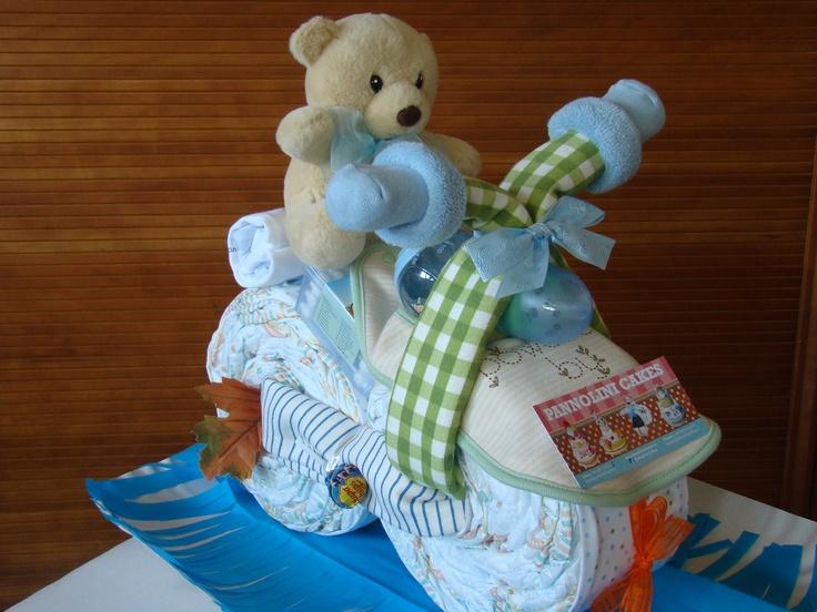 bici cakes