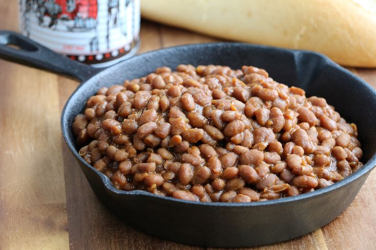 Vegan Baked Beans - I never knew baked beans could be this good. These Vegan baked beans will blow your mind!