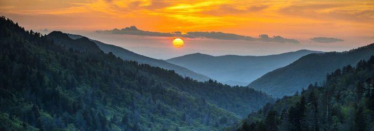 Parque Nacional Great Smoky Mountains, Tennessee