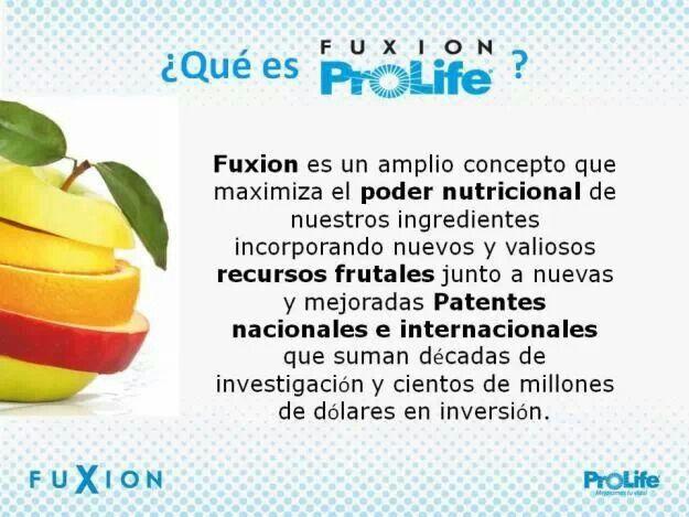 Qué es Fuxion?