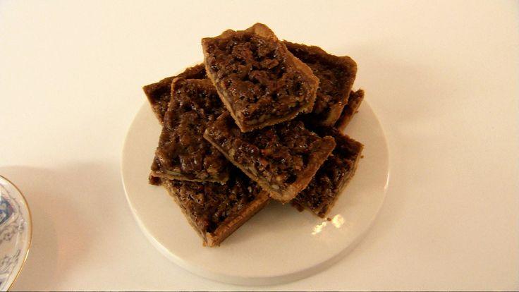 Torta de noz-pecã - Receitas - GNT