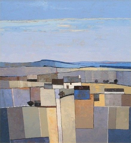 Artist - MARY PYM - Paintings at The Wykeham Gallery
