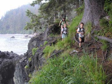 Juan de Fuca Trail BC