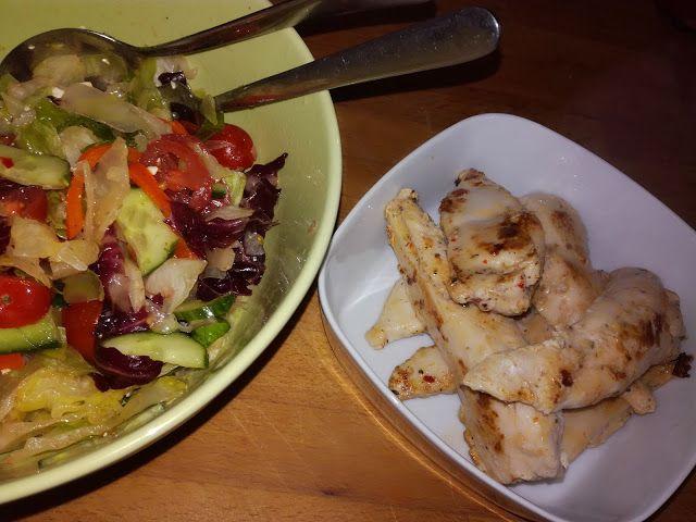 Tupun tupa: Viikon 20 ruokalistaa ja kanasalaattia
