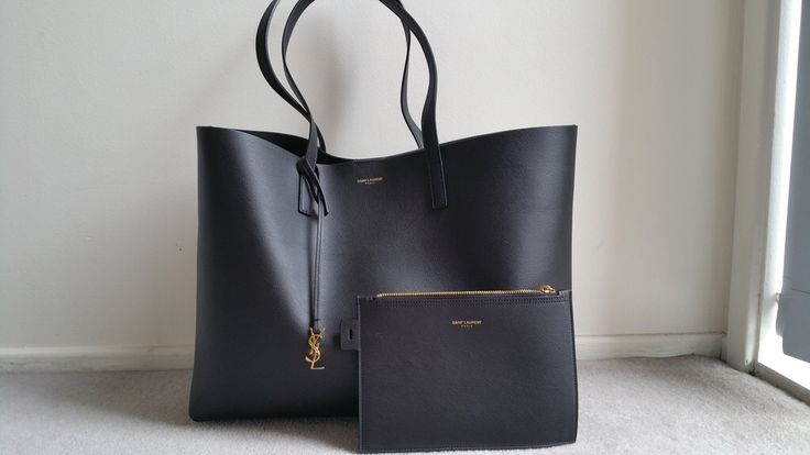 Saint Laurent shopper bag