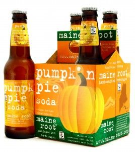 Pumpkin Pie Soda - YUM. I love their Ginger Brew flavor. Haven't tried this one, yet, but so want to!