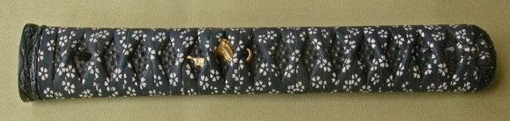 Japanese Art Swords = Tsukamaki