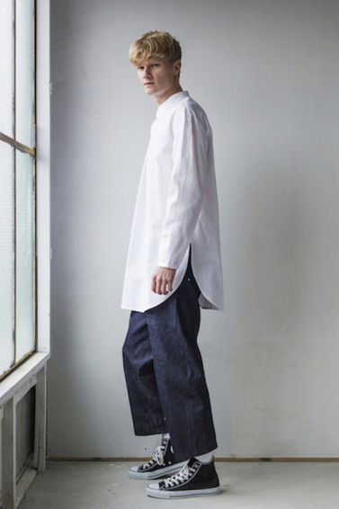 Shinya Kozuka 2015 Fall/Winter Collection