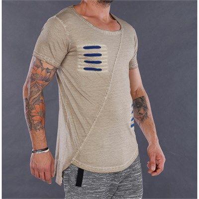 Hardal rengi uzun erkek tişört modellerini en ucuz fiyatlarıyla kapıda ödeme ve kredi kartına taksit ile Outlet Çarşım'dan satın alabilirsiniz.