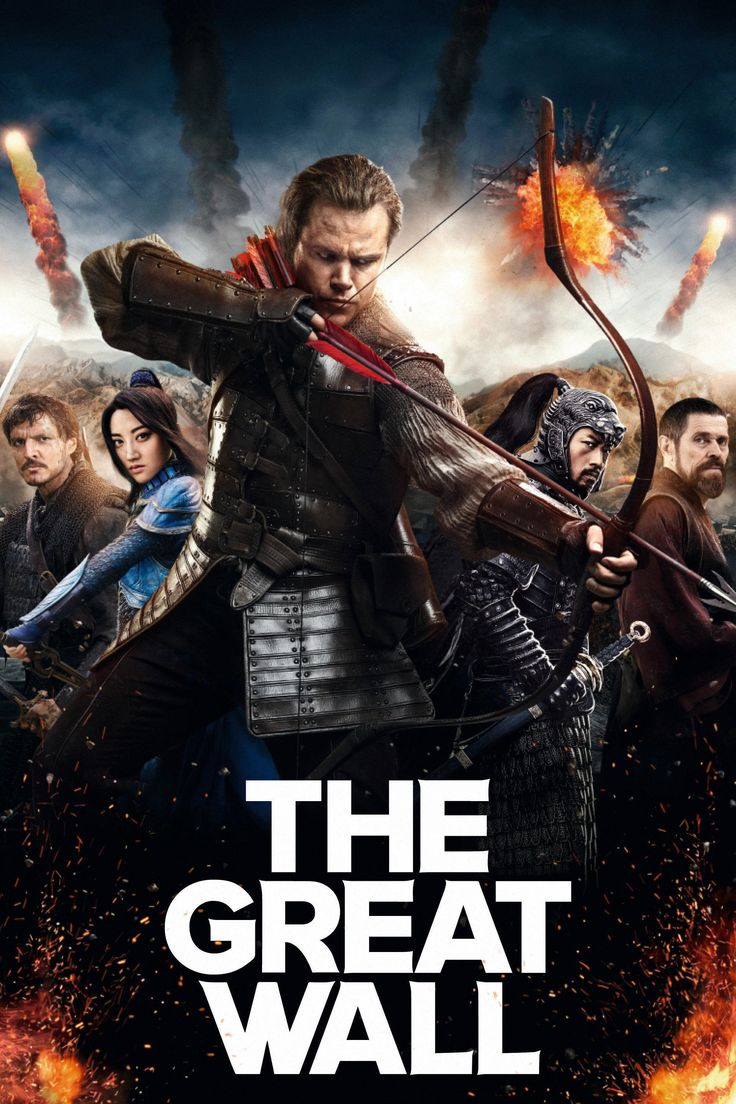 European mercenaries searching for black powder become embroiled in the defense of the Great Wall of China against a horde of monstrous creatures.