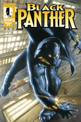 Black Panther (T'Challa) - Marvel Puzzle Quest Wiki - Wikia