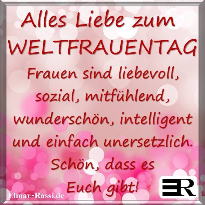 Weltfrauentag 2014