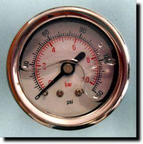 Manometrele sunt instrumente de masura folosite pentru masurarea presiunilor absolute sau a suprapresiunilor fizice din spatii inchise. Aceste aparate se utilizeaza numai pentru indicarea presiunii mediilor nevascoase, ce nu cristalizeaza, in conditiile de temperatura, atmosfera, compatibilate de materiale conform fisei tehnice.