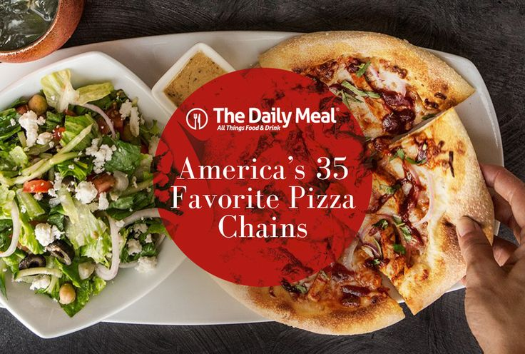 America's 35 Favorite Pizza Chains