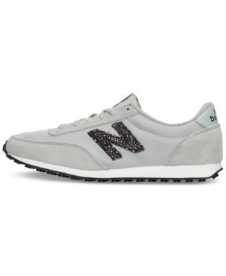 New Balance Women's 410 Casual Sneakers from Finish Line - Gray 7.5
