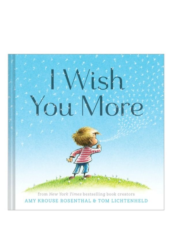 I Wish You More book by Amy Krouse Rosenthal: A new classic