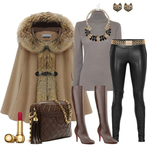 """Ms. Madison Ave"" by dologem on Polyvore"