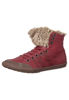 GROUNDFIVE - KWID - Zapatillas altas - rojo