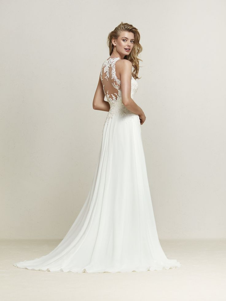 18 best Our Pronovias Bridal Gowns images on Pinterest   Wedding ...
