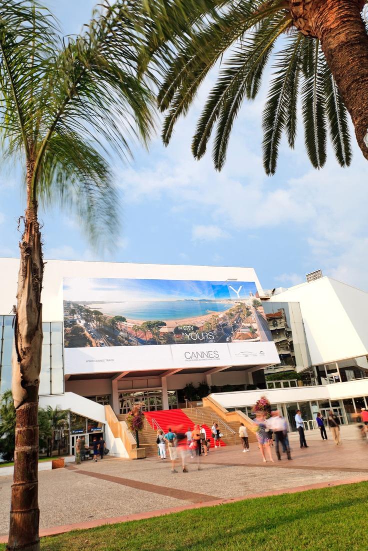 Palais des Festivals et des Congrès de Cannes  Photographe Hervé Fabre  www.palaisdesfestivals.com/