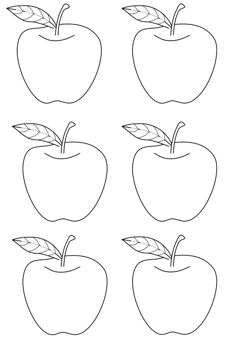 25 unique apple template ideas on pinterest apple preschool