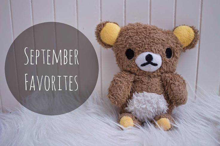Berry The Blue: September Favorites 2014 newww blog post !! :)
