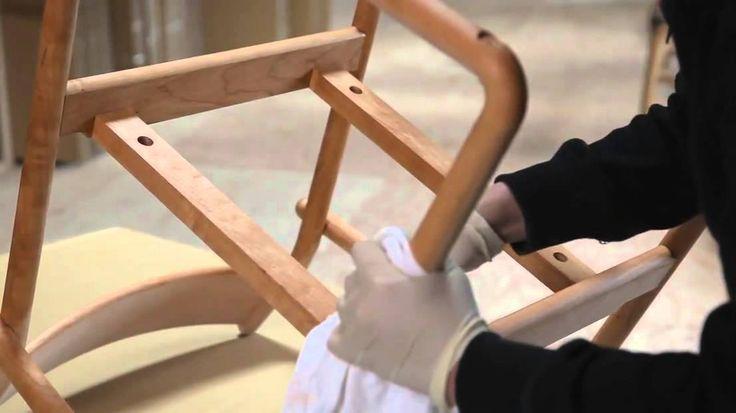 宮崎椅子製作所:椅子の成る木