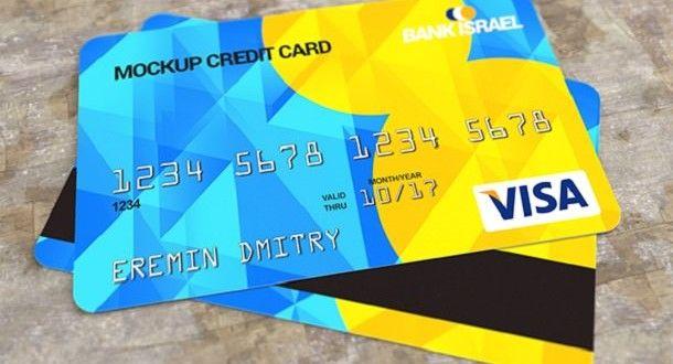 28+ Free Credit Card Mockup PSD Templates - web resources free