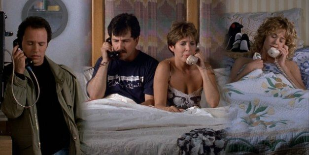 meg ryan billy crystal | ... Rob Reiner con Meg Ryan, Billy Crystal, Carrie Fisher, Bruno Kirby 08