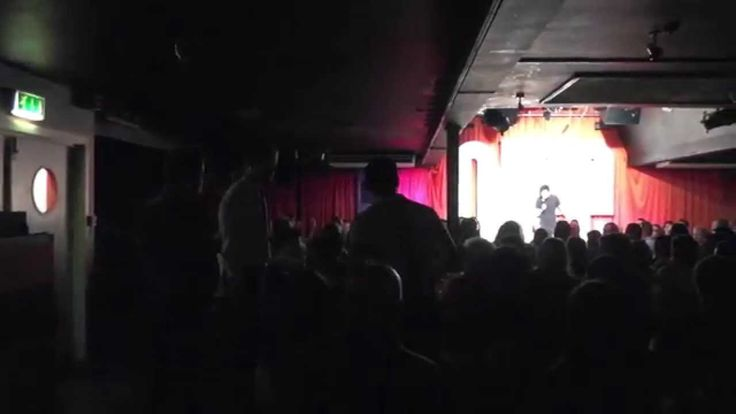 Heckler Wants a Fight - Stand Up Comedy. Paul Chowdhry
