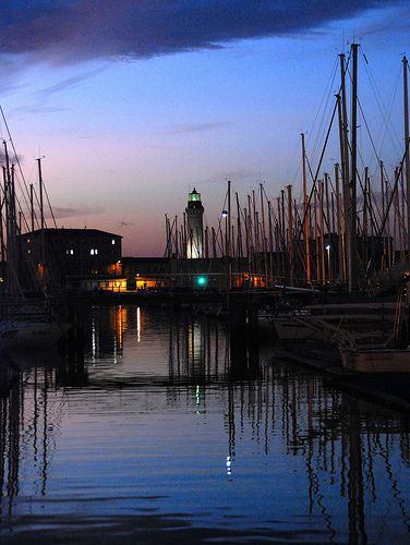 *Harbour Lighthouse - Trieste, Italy