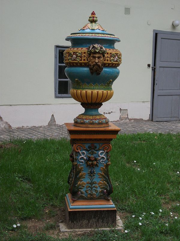 Zsolnay Porcelain Manufacture, Pécs, Hungary