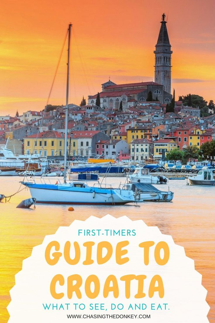 Croatia Travel Blog: Planning your first trip to Croatia? Here are the best things to eat, do and see to get your Croatia travel planning started. Use these first-time guide tips to plan the perfect Croatia holiday. Click to learn more!