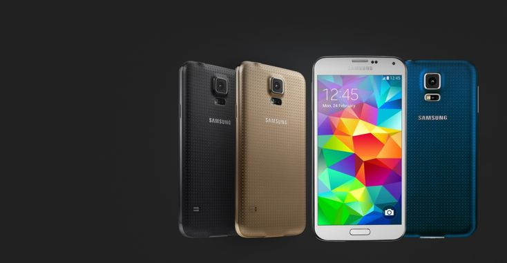 Pay Monthly Samsung Galaxy S5