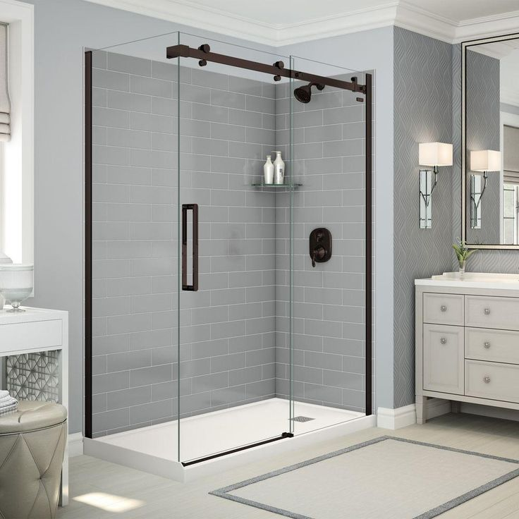 Bathroom And Showers Direct: 1000+ Ideas About Corner Shower Kits On Pinterest