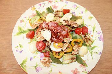 #nottheusualsalad #smodatamente buona e #golosamente salutare l'insalatona estiva, da provare subito! La trovate qui -> http://www.smodatamente.it/ricetta-insalatona-estiva-originale/