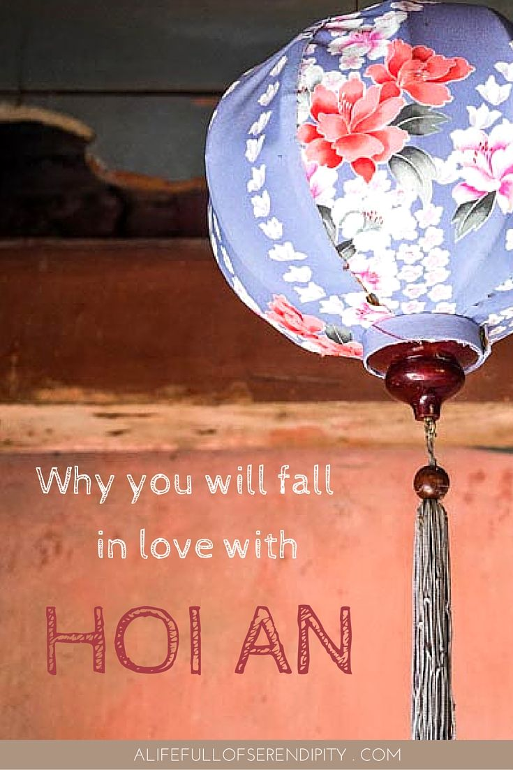 Hoi An Vietnam - Probably one of my most favourite places in the world. I fell in love with it. Literally. See for yourself.
