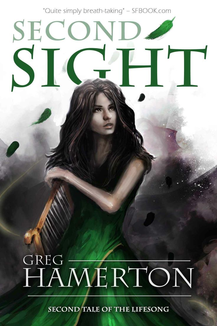 Second Sight: Second Tale Of The Lifesong (the Tale Of The Lifesong) Ebook  Book