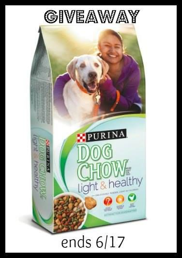 Purina® Dog Chow® Light & Healthy Giveaway - donnahup.com