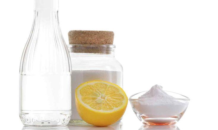 natuurlijke schoonmaakmiddelen maken